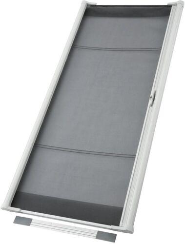 ODL 36 in x 80 in Brisa White Standard Retractable Screen Door Aluminum