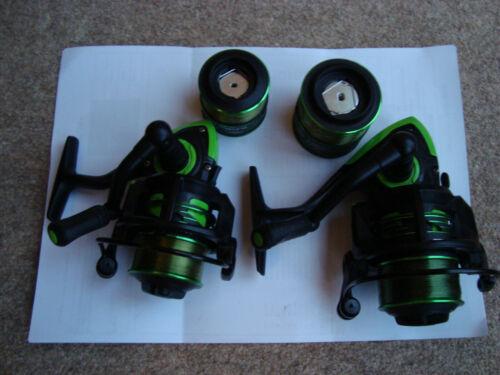 Nouveau Maver réalité 3000 ou 4000 bobines avec ajouté Spare spool