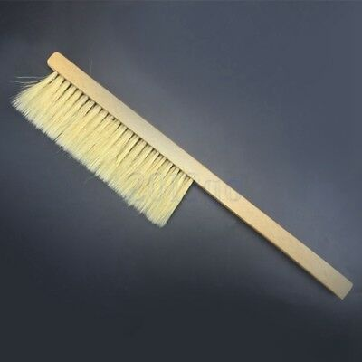 Tool Wooden Natural Not Hurting Hive Clean Beekeeping Bee Brush Protecting Bees