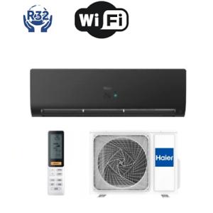 Wifi r32 16db uniquement Haier FLEXIS plus black mat 2,6 kW Split air conditionné Bon état++//Bon état