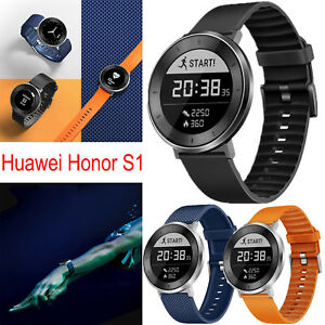 Fuer-Huawei-Honor-S1-Bluetooth-Smart-Watch-Phone-SMS-Wristband-fuer-Android-amp-IOS