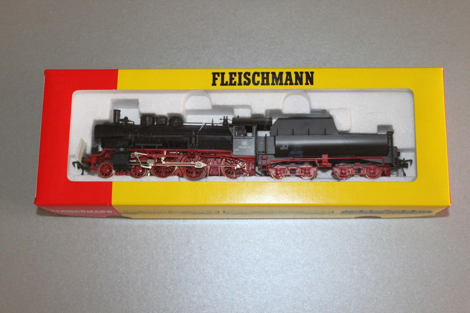 Fleischmann 4162 máquina de vapor serie 038 547-6 DB pista h0 OVP