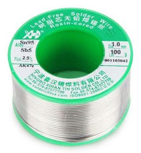 5 varillas silberlot 45/% soldadura cadmio libre Blank 2,0 x 500 mm at 670 ° C