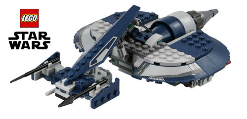 LEGO®  Star Wars 75199 ohne Figuren General Grievous Combat Speeder