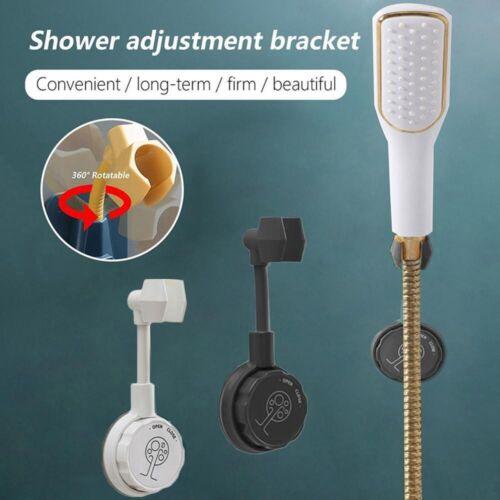 Universal Adjustable Shower Bracket Bathroom Shower Head Holder Nozzle Base Hot