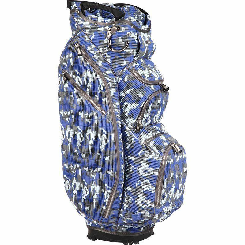 Ouul Camo  De Moda Bolso del Cochero 15 Vías Divisor Top Ocean azul Camo Nuevo  Venta   marcas de diseñadores baratos