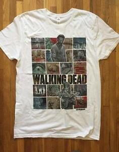 THE-WALKING-DEAD-Men-039-s-Graphic-Tee-T-SHIRT-S-M-L-XL-or-2XL-XXL-NEW