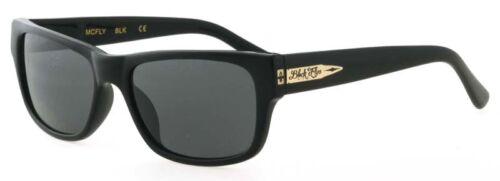 NEW Black Flys Sunglasses McFLY SHANE SHECKLER SHINY BLACK Smoke LENS LIMITED
