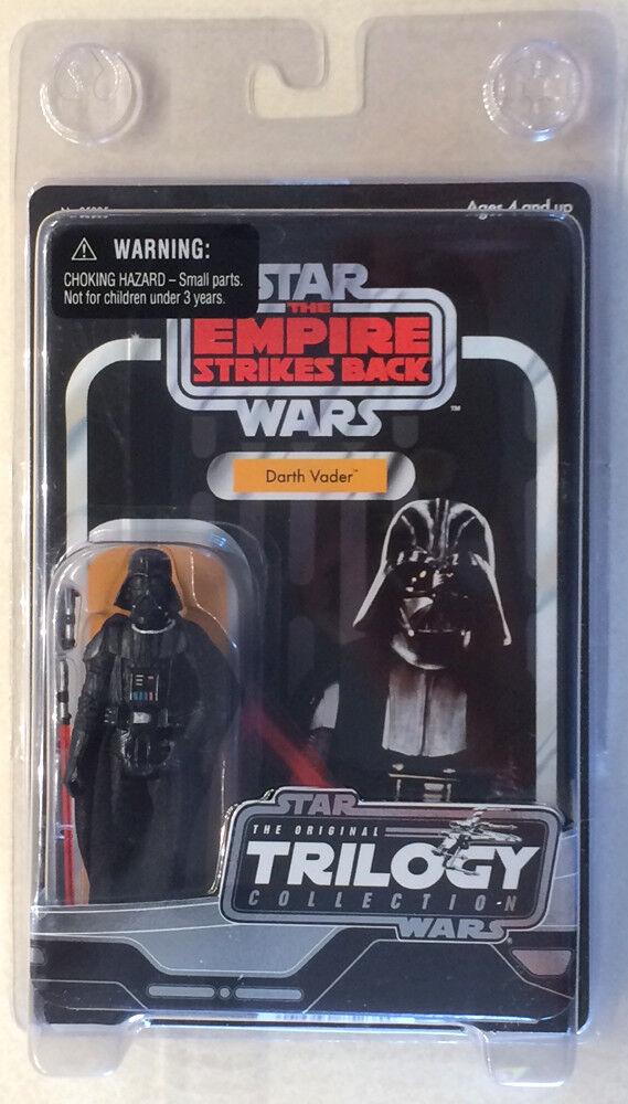 Star Wars Darth Vader (1st Release) (Original Trilogy Collection 2004) +Case