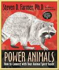 Power Animals: How to Connect with Your Animal Spirit Guide by Steven Farmer (Paperback, 2015)