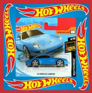 Hot-Wheels-2019-039-96-porsche-carrera-155-250-neu-amp-ovp
