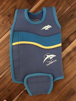 Aquawarm Whale Infant Girls Neoprene Baby Warmer Swim Wetsuit Pink 12-24 Months