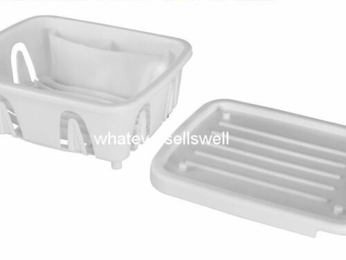 Details about  /CAMPING DRAINER STORAGE BOX IN ONE for caravan /& tent washing up draining board