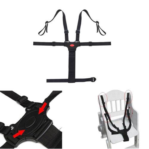 5 POINT SAFE BELT FOR BABY CHILD STROLLER CHAIR PRAM BUGGY STRAP HARNESS