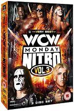 WWE Best of WCW Monday Night Nitro - Volume 3 BOX 3 DVD NEW PRENOTAZ.