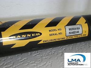 BANNER-LIGHT-CURTAIN-MODEL-MGR2416A