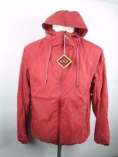 REPLAY Herren Jacke Übergangsjacke - Gr. S  Designer Outerwear Jacket ROT NEU