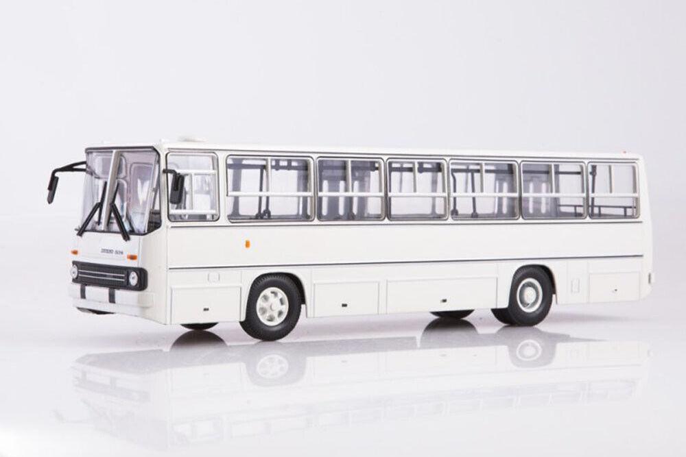 SOVA 900117 1 43 IKARUS 260 (USSR Russian Bus) 1971-2002 blanc