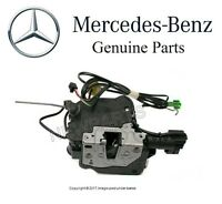 Mercedes W211 E320 E350 E550 Front Driver Left Door Lock Vacuum Actuator Genuine