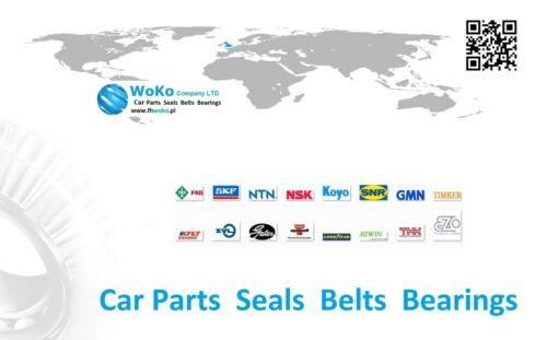 Seals 45x62x10 Nitrile Rubber Rotary Shaft Oil Seal 45X62X10 NBR Simmer 45x62x10