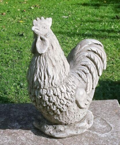 Dragonstone Cockerel Garden Statue