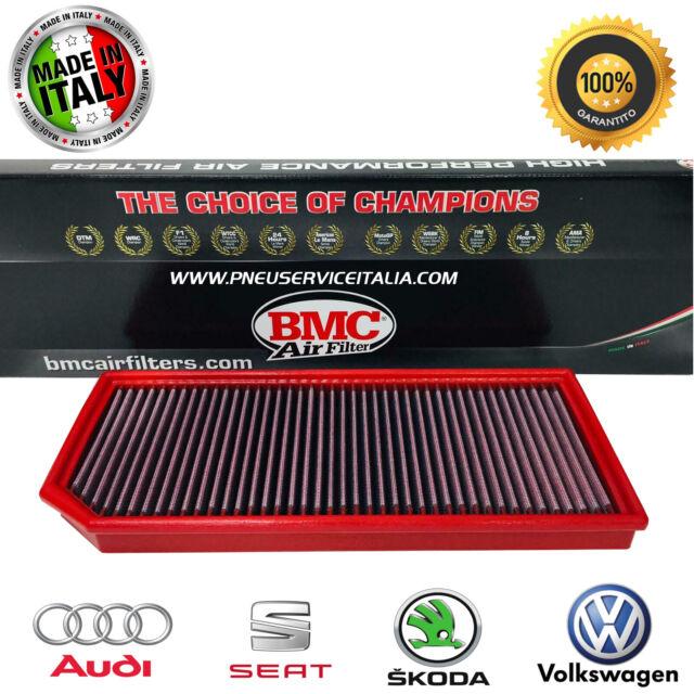 Filtro Aria sportivo BMC FB409/01 Made in Italy per AUDI SEAT, SKODA, VOLKSWAGEN