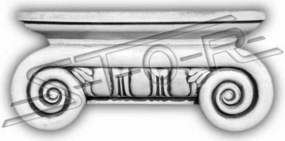 risparmiare sulla liquidazione Elemento pilastri Socket testa copertura copertura copertura per pilastro STILE ANTICO STATUA DA GIARDINO NUOVO 367  alta qualità generale