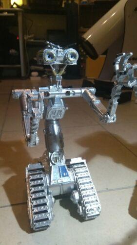 Johnny 5  corto circuito robot 40 cm  Short circuit 16 inch collezione tv80