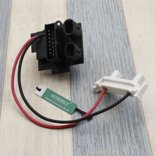 RENAULT CLIO Mk2 RENAULT KANGOO Mk1 NEW HEATER BLOWER FAN RESISTOR 7701206351