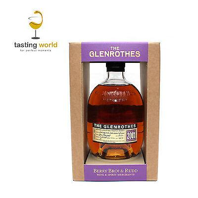 Glenrothes Vintage 2001 Single Malt Whisky - 0,7l 43%