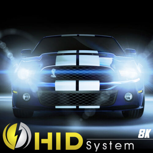 HIDSystem HID Xenon Headlight Conversion Kit H1 H3 H4 H7 H11 H13 9005 9006 9007