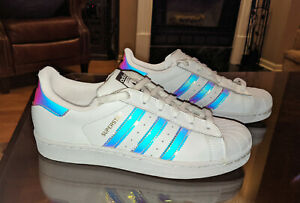 adidas superstar holographic shoes