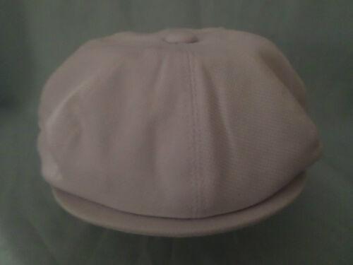 GENTS PURE PIQUE COTTON PEAKED PEAK NEWSBOY BAKER BOY CAP PEAKY BLINDERS STYLE