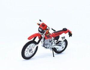MAISTO-1-18-Honda-XR400R-MOTORCYCLE-BIKE-DIECAST-MODEL-TOY-NEW-IN-BOX
