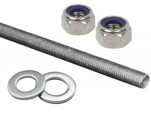 Studding-Threaded-Rod-Bar-Zinc-Plated-Fully-Threaded-Mild-Steel-M14-Value-Pack