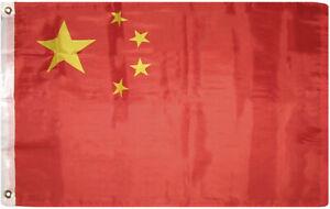 Verzamelingen China Chinese 8x5 Giant National Flag