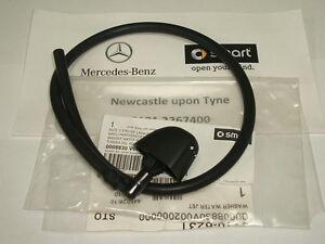 Genuine-Smart-Fortwo-450-Windshield-Wiper-Washer-Jet-Nozzle-SQ0008830V-NEW