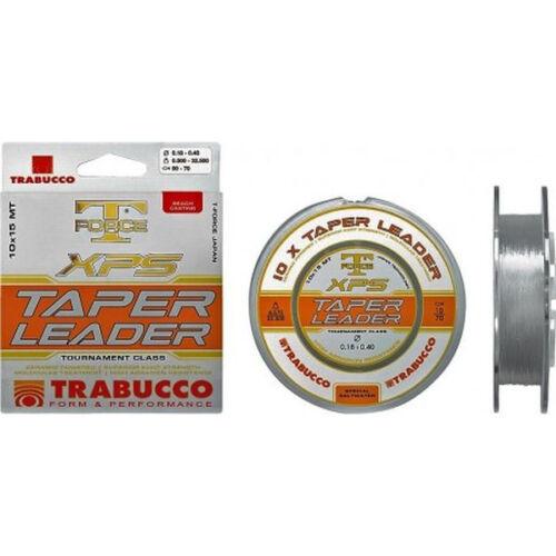 SCHNUR CONICO SURF CASTING KEGEL LEADER XPS 0,20-0,57 MM PARASTRAPPI