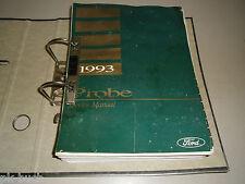 Werkstatthandbuch Reparaturleitfaden Service Manual Ford Probe ab 1993