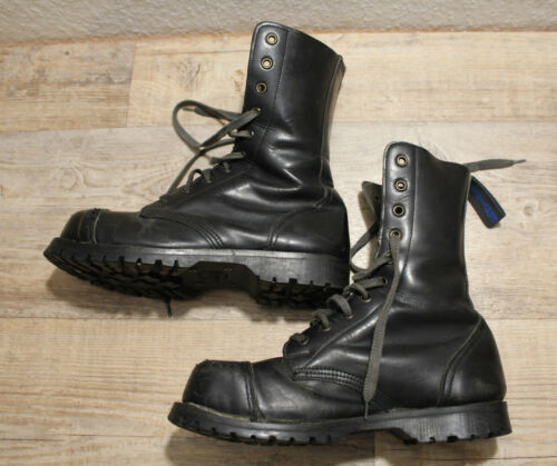 Made Provider Brook Boots England Deacon Punk 5 gr In T4pzqx
