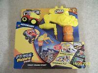 Brand Tonka Chuck & Friends Power Playard System Crazy Crane Stunt Set
