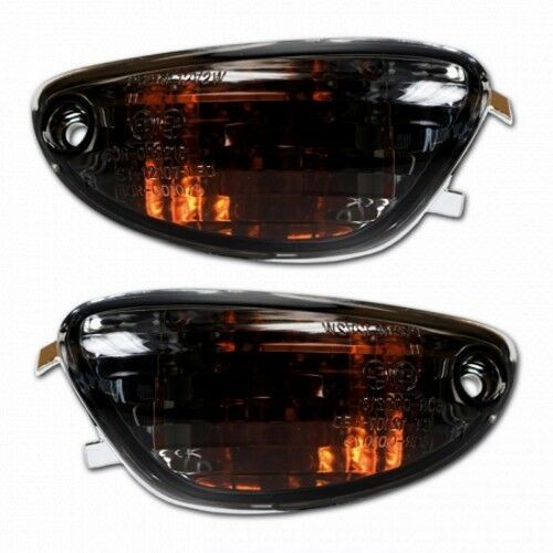 LED Rücklicht Heckleuchte und schwarze Blinker Suzuki GSX-R 1000 K5 K6