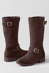 Lands' End ~ Molly Girl's Riding Boots