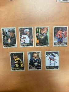 💖 2020-21 Tim Hortons Upper Deck NHL Canvas (C) Hockey Cards *You Pick*