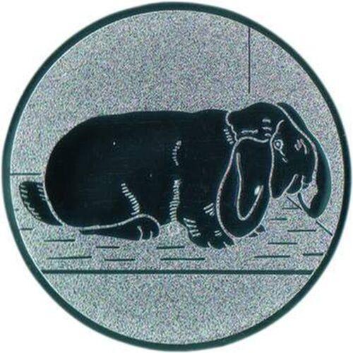 100 Widder Kaninchen Embleme gold 25mm für Medaillen Pokale Pokal Widder Hase Pokale & Preise
