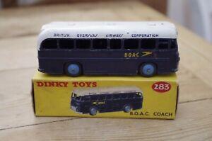 Vintage-Dinky-BOAC-Coach-No-283
