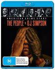 The People V. OJ Simpson - American Crime Story (Blu-ray, 2016, 4-Disc Set)