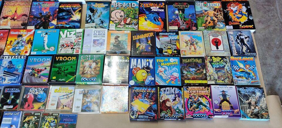 Commodore Amiga, andet, God