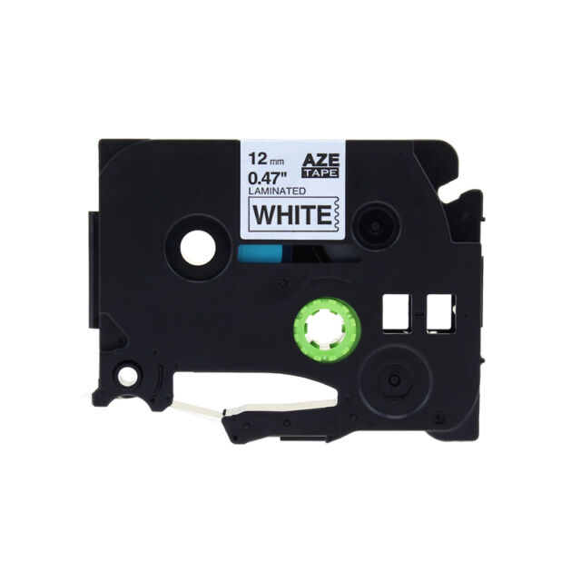3pk Tze 231 Black on White Label Tape Compatible for Brother Refill P-touch 12mm for sale online