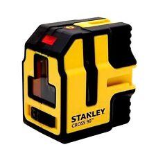 STANLEY CROSS 90 Self Leveling Cross Line Livello Laser/Plumb NUOVO FatMax cl2 aggiorna